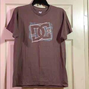 DC Medium brown T-shirt